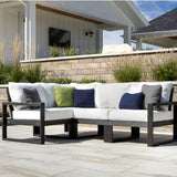 4 Piece Modular Sectional by Polywood