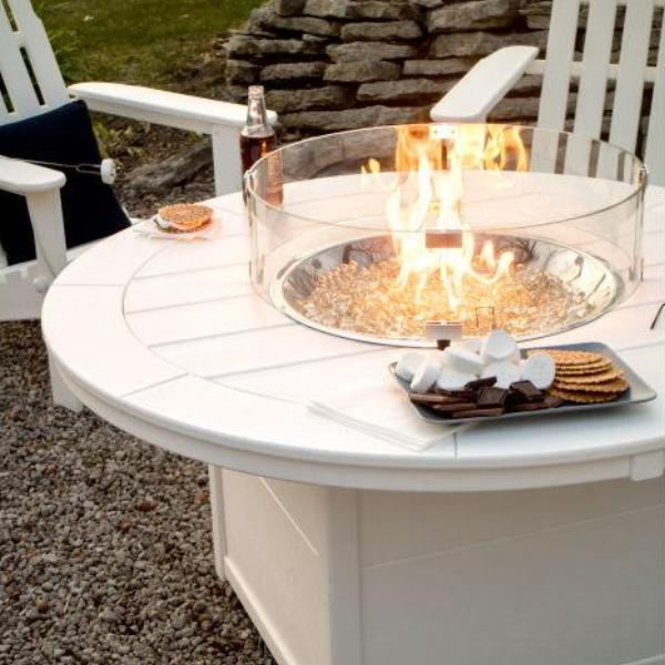 Fire Pit Table by Polywood