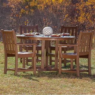 5 piece Garden Dining set by Polywood