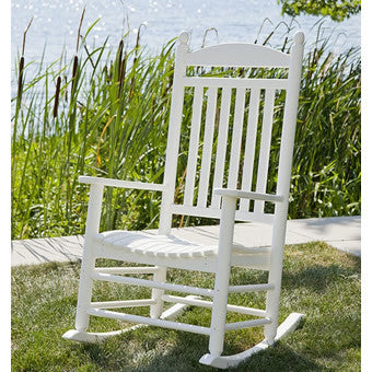Jefferson Rocker by Polywood