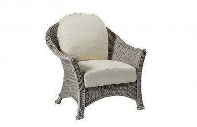 Regent Wicker Lounge Chair by Summer Classics