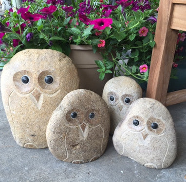 Owl Stone Statues starting at