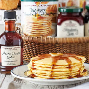 Holiday 2018 Farmhouse Breakfast from Stonewall Kitchen