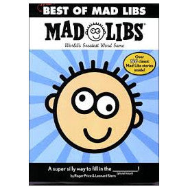 Assorted Mad Libs
