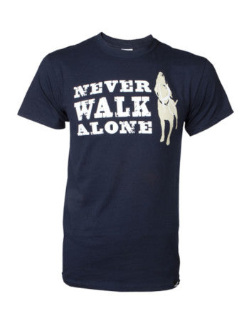 Never Walk Alone T-Shirt
