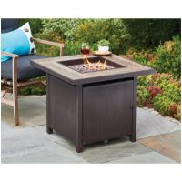 "30"" Square Propane Fire Table"