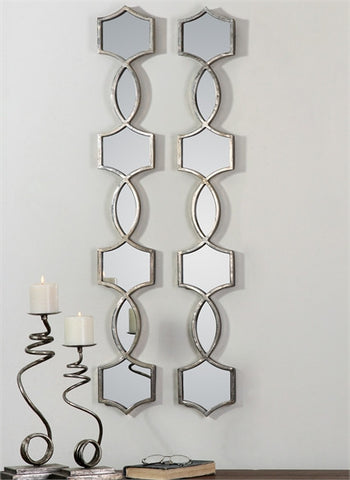 Set of 2 Vizela Mirrors