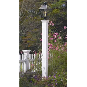 Avon Lantern Post by Walpole Outdoors
