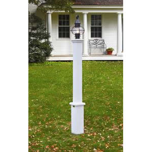 Oxford Lantern Post by Walpole Outdoors