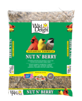 20 lb. Wild Delight Nut N' Berry Bird Seed