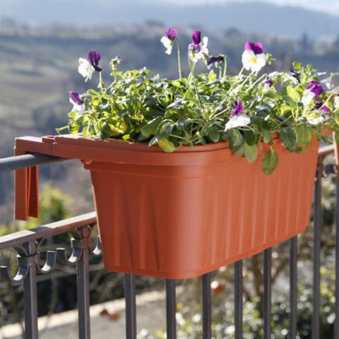 Rail Planter Window Box