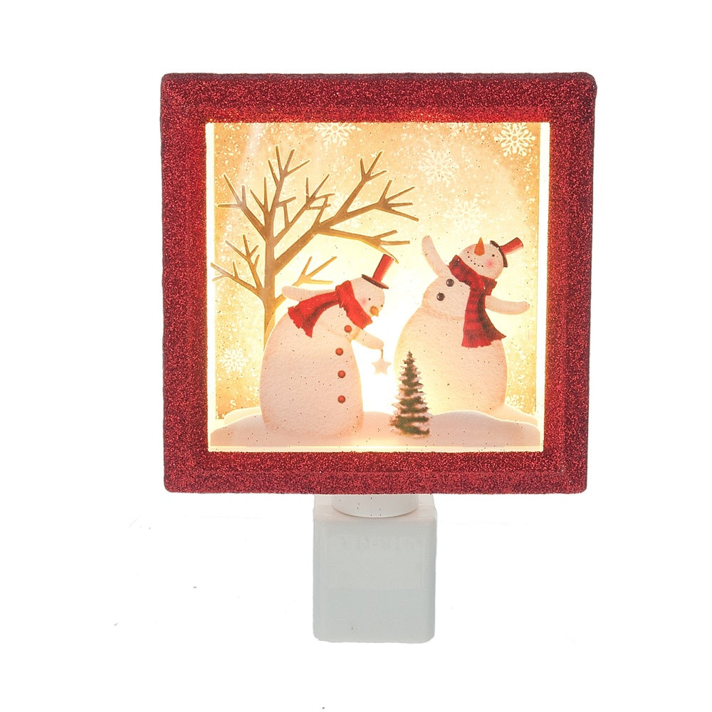 Shadowbox LED Night Light