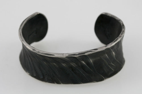 Anticlast Cuff Bracelet: Men & Women