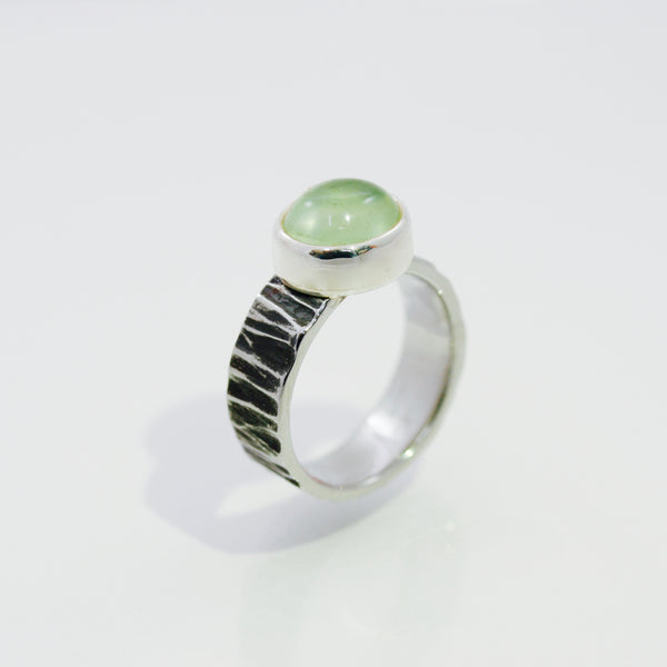 Prehnite Ring | Bark texture band