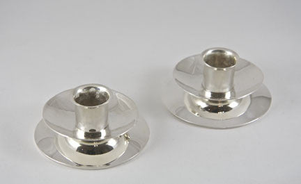 All Sterling Silver Candlesticks