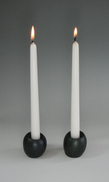 Round Naked Candlesticks