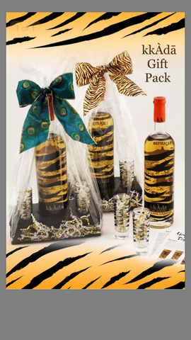 Gift Pack - 1 Bottle + 2 Glasses