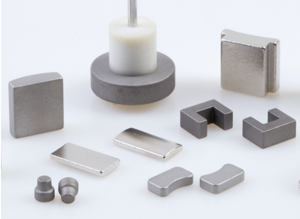 Advancements in the Fabrication of Odd Shaped Magnets