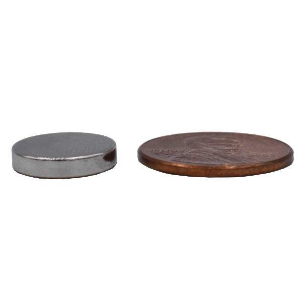 SuperMagnetMan Peel and Stick Adhesive Neodymium Disc Magnet.  Used as sensor magnets, consumer electronics magnets and holding magnets.  Peel and Stick Adhesive neodymium disc magnets are strong rare earth neodymium magnet and extra holding provided by the peel and stick adhesive.