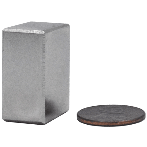 SuperMagnetMan Neodymium Rectangle Magnet.  Used as medical magnets, motor magnets, automotive magnets, holding magnets, and robotics magnets.  Strong rare earth neodymium magnets. www.supermagnetman.com
