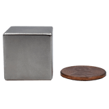 SuperMagnetMan Neodymium Cube Magnet.  Used as medical magnets, sensor magnets, automotive magnets, holding magnets, and robotics magnets.  These cube magnets are strong rare earth neodymium. www.supermagnetman.com