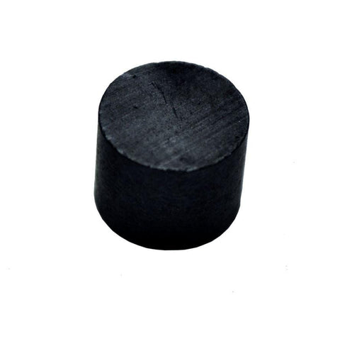 SuperMagnetMan Ferrite Disc Magnet.  Used as motor magnets, craft magnets, holding magnets, sensor magnets, and consumer electronics magnets.