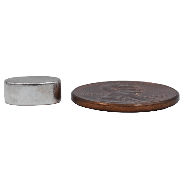 "Oval/ellipsoids (""Football"" shaped) pieces form a magnetic bracelet: 0.40"" (10mm) dia x 0.236"" (6mm) wide x 0.157"" (4mm), N38 Rare Earth Neodymium Magnet, Magnetized through the width. Silver Plated. Minimum Order Quantity (MOQ): 25 pcs"