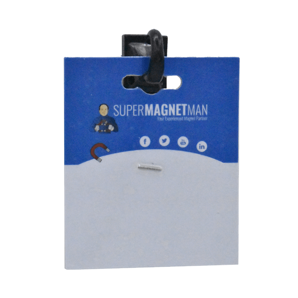 SuperMagnetMan Neodymium Ring Magnets.  Used as medical magnets, motor magnets, sensor magnets, consumer electronics magnets.  These ring magnets are strong rare earth neodymium magnets also used as automotive magnets.  www.supermagnetman.com