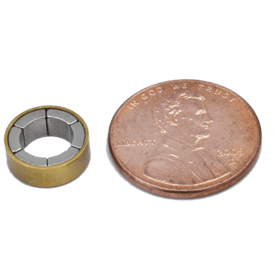 Radial Ring Magnets Neodymium Magnets Rare Earth Magnets