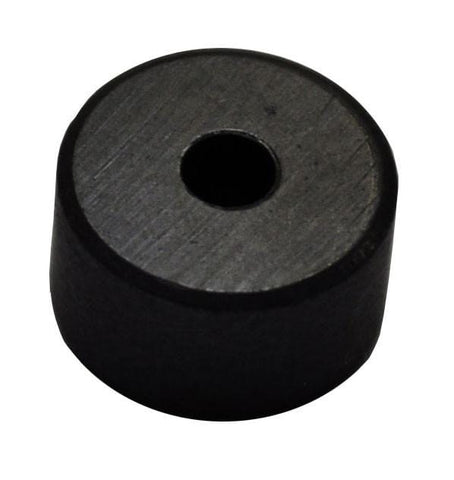 SuperMagnetMan Ferrite Ring Magnet.  Used as motor magnets, craft magnets, holding magnets, sensor magnets, and consumer electronics magnets.  www.supermagnetman.com