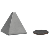 SuperMagnetMan Neodymium Pyramid Magnet.  Used as medical magnet research magnets, sensor magnets.  Pyramid magnets are strong rare earth neodymium magnets that have a focused field at the tip. www.supermagnetman.com