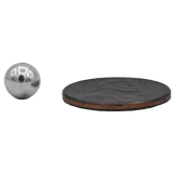 Sphere magnets are most commonly used as sensor magnets, consumer electronics magnets, medical magnets and jewelry magnets. Their magnetic field and round shape give them the flexibility to fit into smaller applications where a round hole or holder is present, or the magnets need to stack together like a bracelet or necklace.