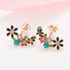 Image of ***FREE*** Gorgeous Daisy Flowers Earrings