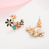 Image of Gorgeous Daisy Flowers Earrings
