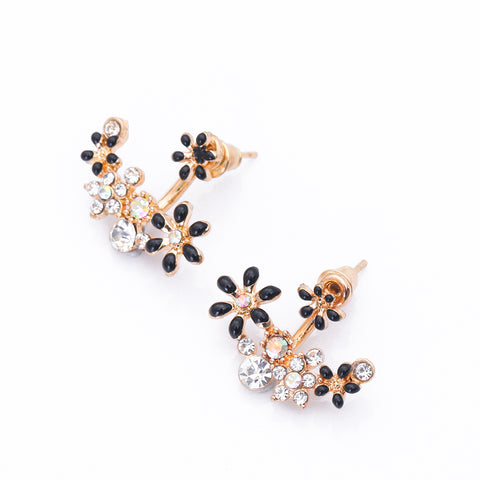 ***FREE*** Gorgeous Daisy Flowers Earrings
