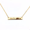 Image of Mama Bear Necklace 1 to 5 Cubs
