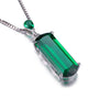 Image of Stunning 4.4ct Emerald Pendant