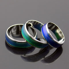 Colour Changing Mood Ring