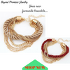 Image of Fashionable Rope Chain Bracelets- 6 Colours