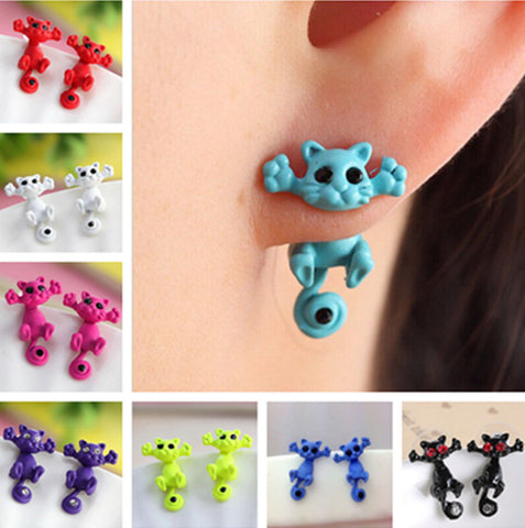Earrings - **FREE** Cool Cute Kitten Earrings