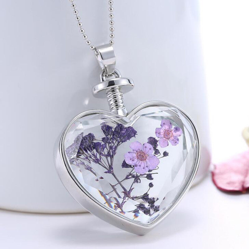 butterfly rhinestone necklace grande beautiful products