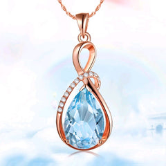 Classic Angel Tear Drop Charm Pendant- FREE Shipping