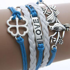 Vintage Infinity Bracelets - **FREE** THE POWER OF LOVE BRACELET- JUST PAY SHIPPING!