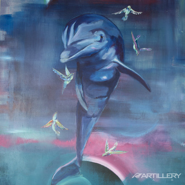 DOLPHIN ANGLE Artist Ivan Lopez MEWE 2015 Collection