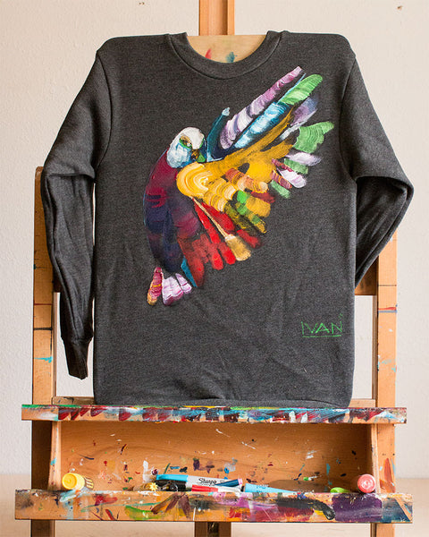 Painted Dove Tee