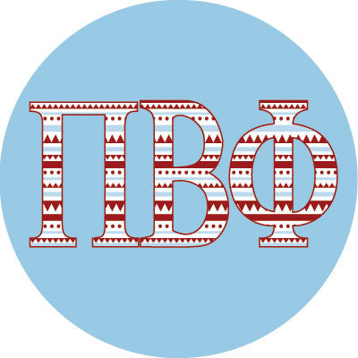 Pi Beta Phi Stickers