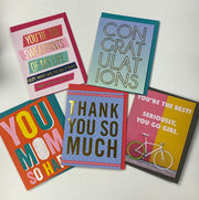 April Greeting Card Pack!