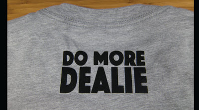 Logo T-Shirt-Do More Dealie, LLC