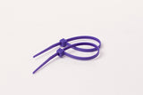 Easy Release 6 Inch - Bag of 1000 - Purple - Y67TTM
