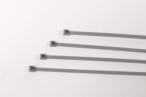 "11"" 50LB Cable Ties  1000 Bag - 11 Inch, 50 Pound  -  